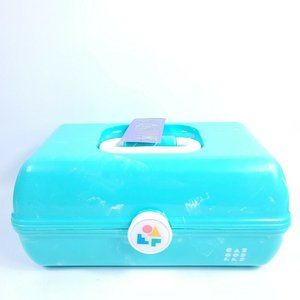 Caboodles On-The-Go Girl Retro Travel Makeup Case